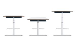 Wie lange man an einem höhenverstellbaren Schreibtisch stehen sollte! 2